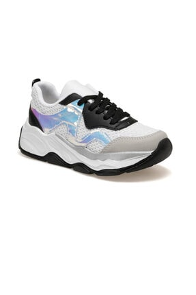 Butigo 19K-071 Gri Kadın Sneaker Ayakkabı 100440178