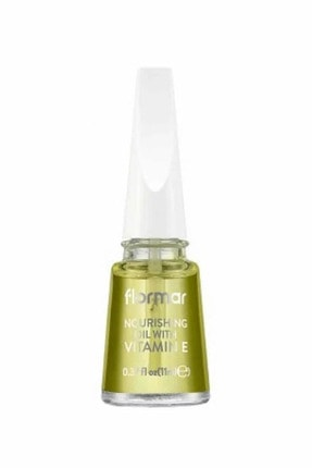 Flormar Nail Care E Vitaminli Tırnak Besleyici Yağ - Cutıcle Care 11 Ml 8690604100002