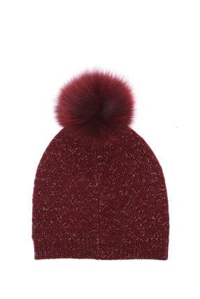 Yves Salomon Kadın Şapka