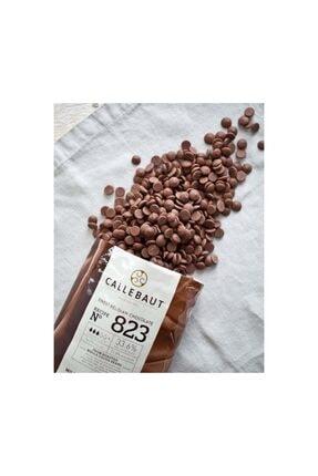 Global Callebaut 823 Sütlü Çikolata %33,8 1kg