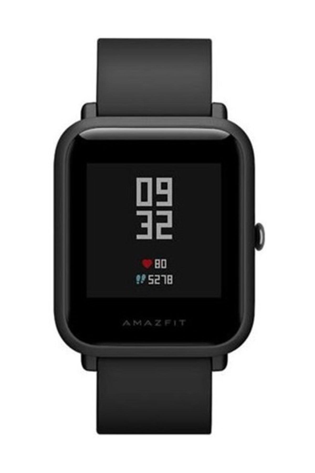 Amazfit Bip Akıllı Saat Bileklik - Türkçe Versiyon Siyah 2