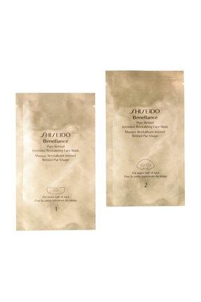 Shiseido Yüz Maskesi 4 Adet - Sbn Pure Retinol Treatment Face Mask 729238191075