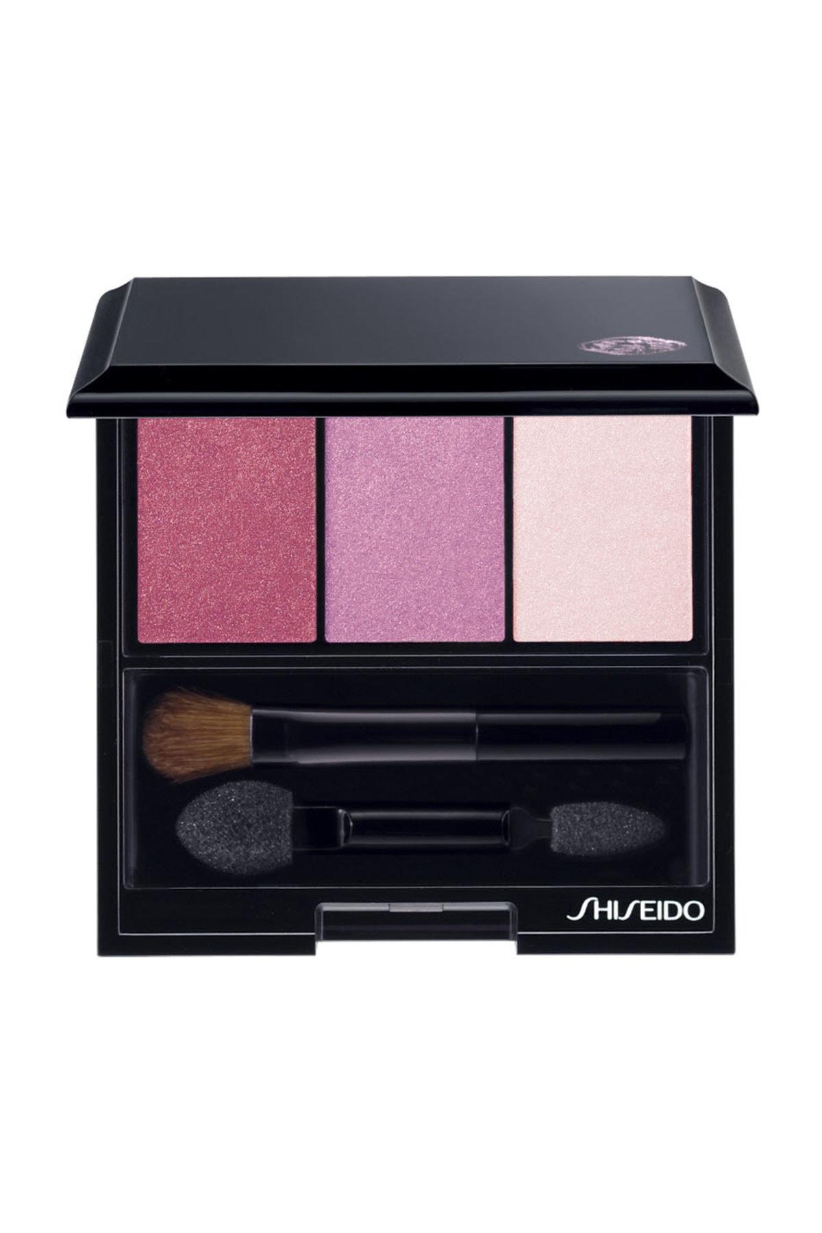 Shiseido Saten bitişli 3'lü Göz Farı - Luminizing Satin Eye Color Trio PK403 729238105232 1