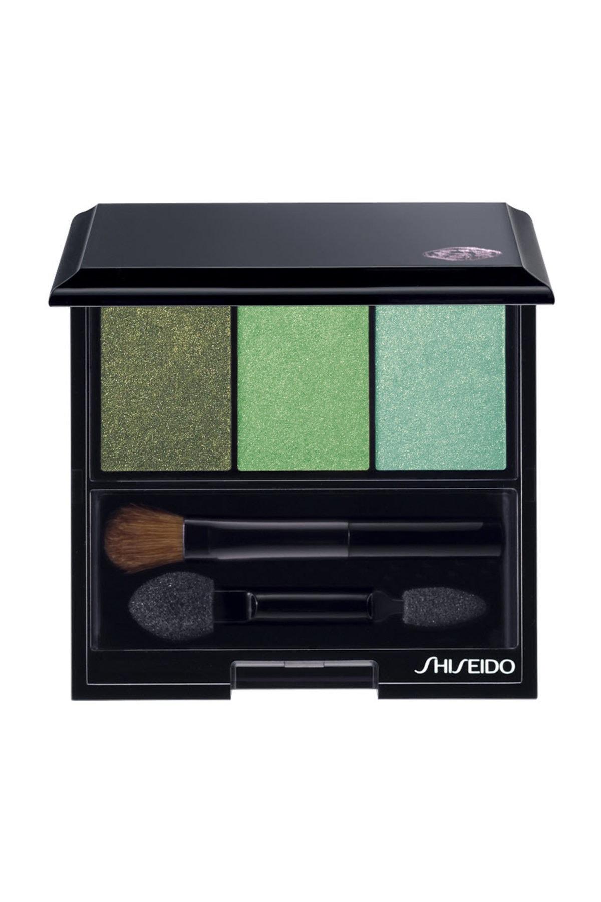 Shiseido Saten bitişli 3'lü Göz Farı - Luminizing Satin Eye Color Trio GR305 7 729238105256 1