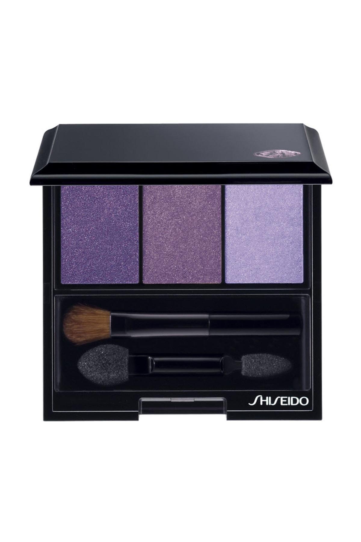 Shiseido Saten bitişli 3'lü Göz Farı - Luminizing Satin Eye Color Trio VI308 729238107366 1