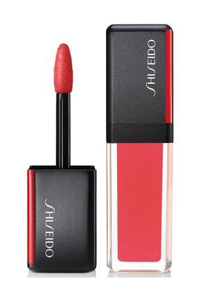 Shiseido Uzun Süre Dayanıklı Parlak Likit Ruj - SMK Lacquerink Lipshine 306 730852148291
