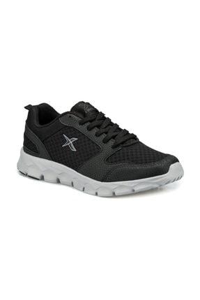 Kinetix Siyah Açık Gri Erkek Koşu Ayakkabısı 000000000100323488