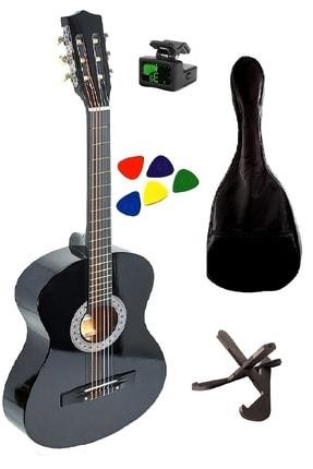 Arriva Tam Boy Klasik Gitar Seti 39'' Siyah