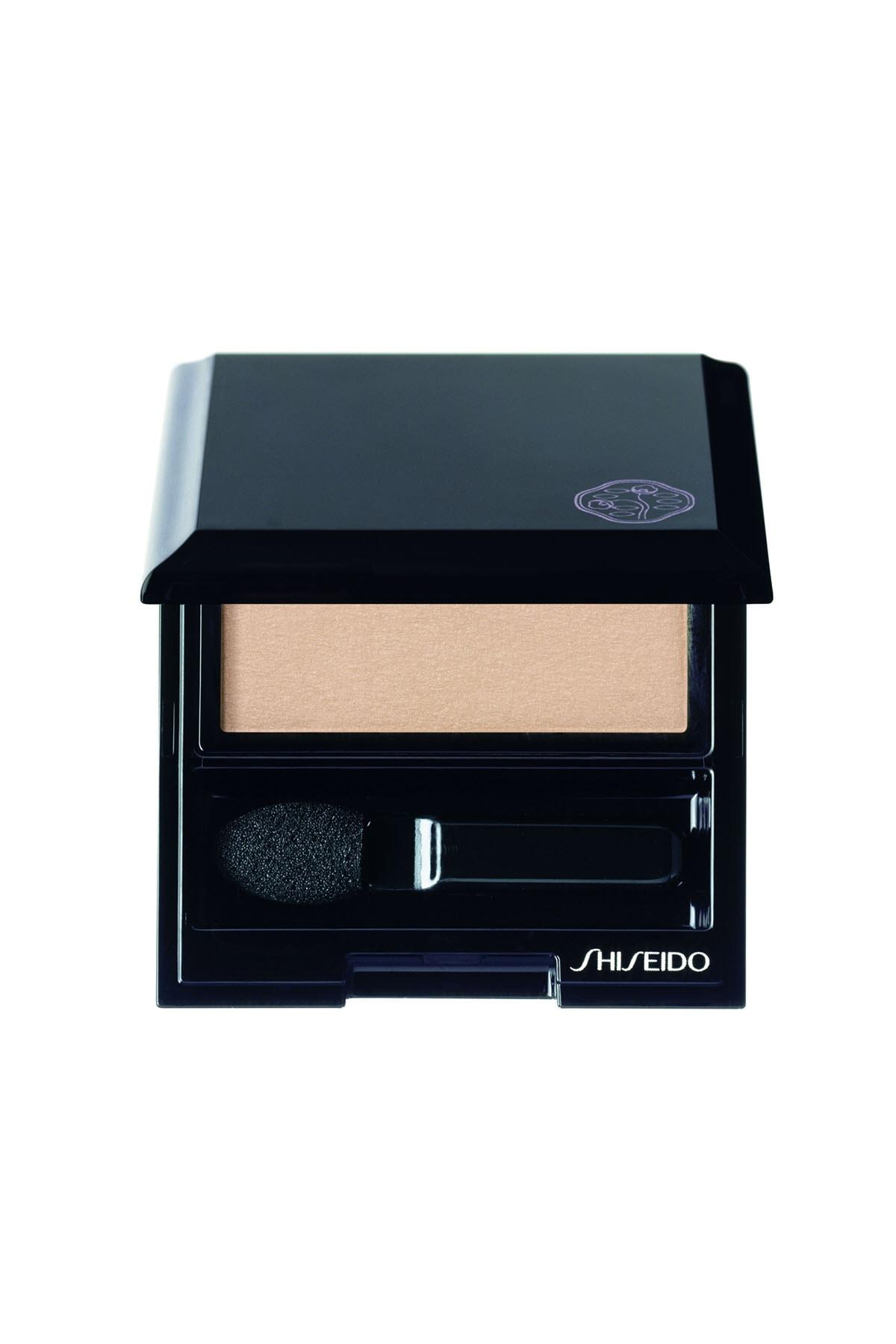 Shiseido Saten Bitişli Göz Farı - Luminizing Satin Eye Color BE701 729238500785 1