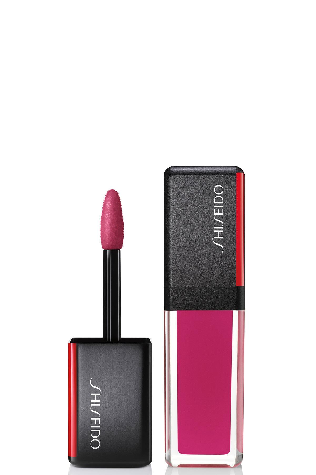 Shiseido Uzun Süre Dayanıklı Parlak Likit Ruj - SMK Lacquerink Lipshine 303 730852148260