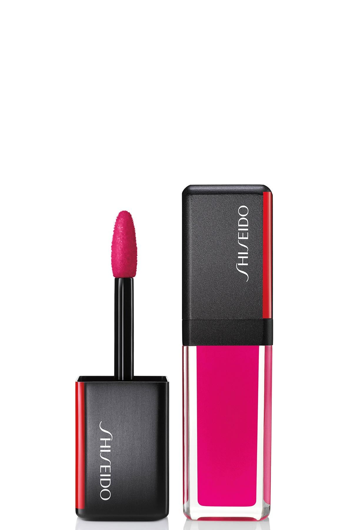 Shiseido Uzun Süre Dayanıklı Parlak Likit Ruj - SMK Lacquerink Lipshine 302 730852148253