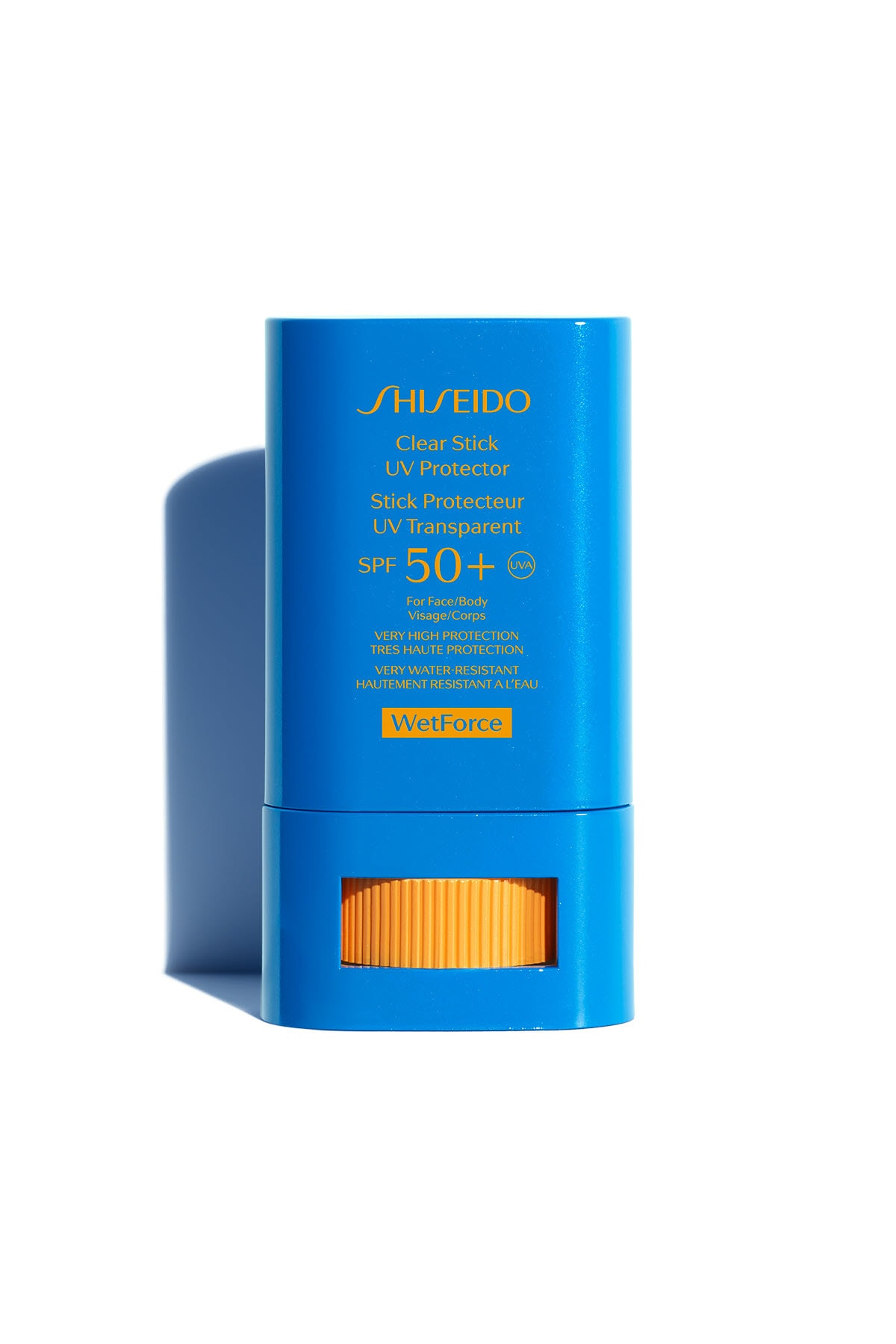 Shiseido Güneşe Karşı Koruyucu Şeffaf Stik SPF50 - GSC Clear Stick UV Protector SPF 50 729238145696 1