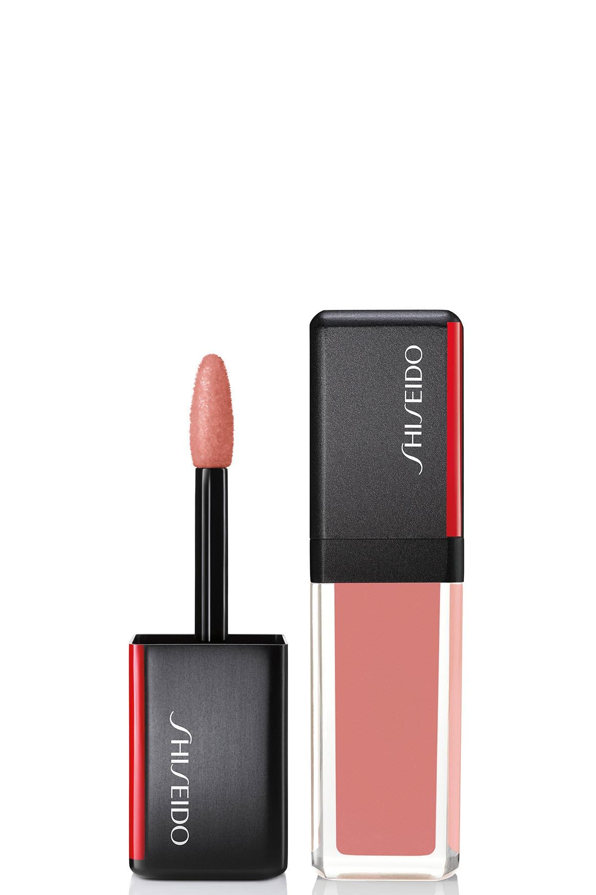 Shiseido Uzun Süre Dayanıklı Parlak Likit Ruj - SMK Lacquerink Lipshine 311 730852148345