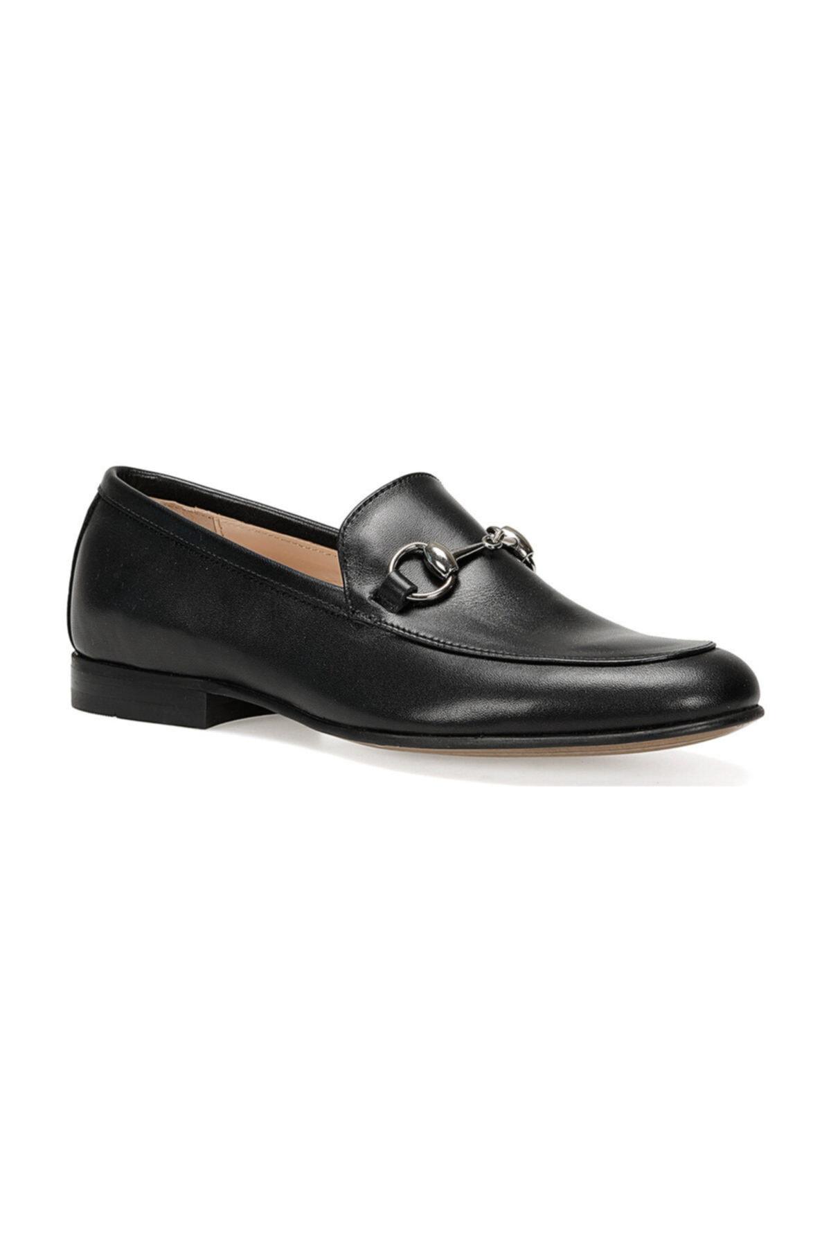 Nine West GILA Siyah Kadın Loafer Ayakkabı 1