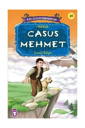 Timaş Yayınları Casus Mehmet - İsmail Bilgin