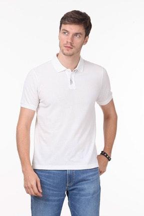 Ramsey Erkek Beyaz Örme T - Shirt RP10119916