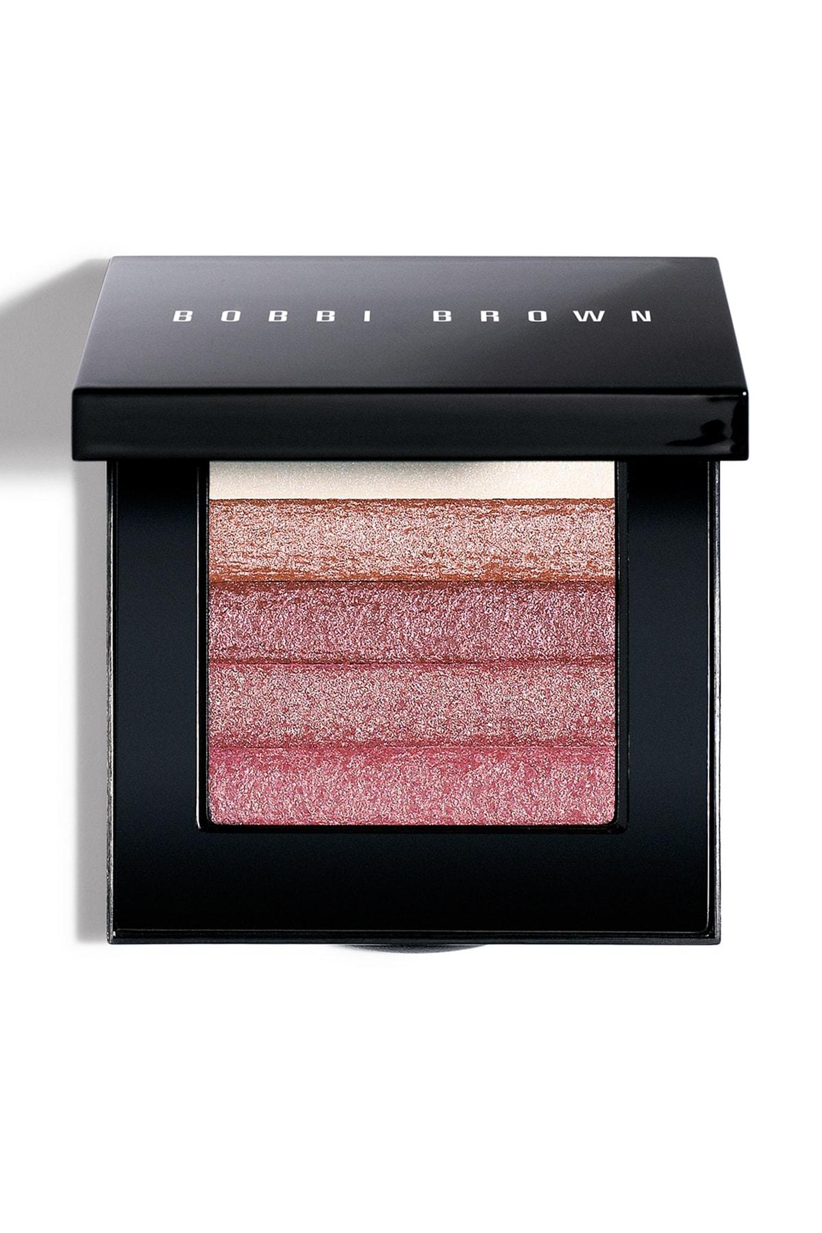 BOBBI BROWN Aydınlatıcı - Shimmer Brick Compact Rose 10.3 g 716170041599