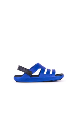 Slazenger Off Çocuk Sandalet Saks Mavi Sa10sf013