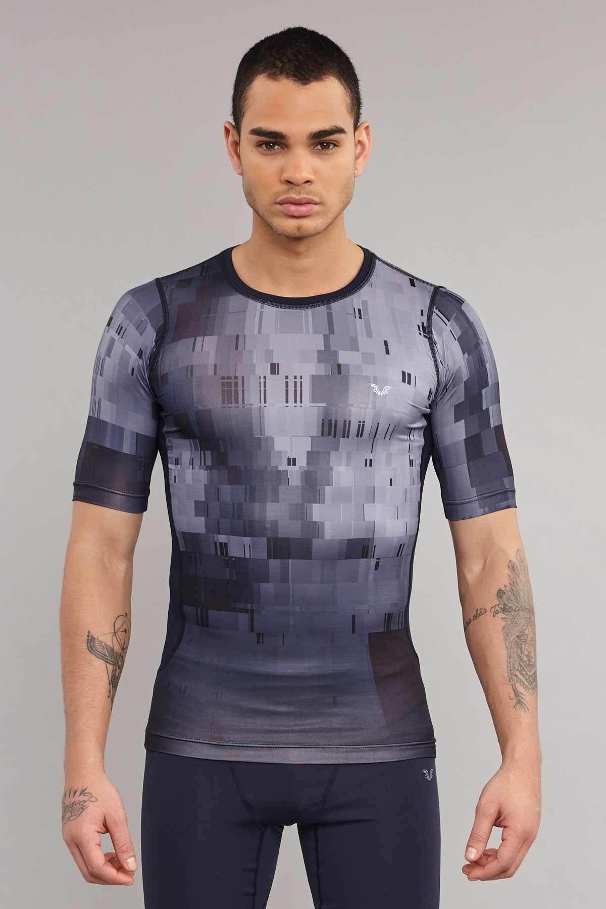 bilcee Pamuklu Erkek T-Shirt EW-6130 1