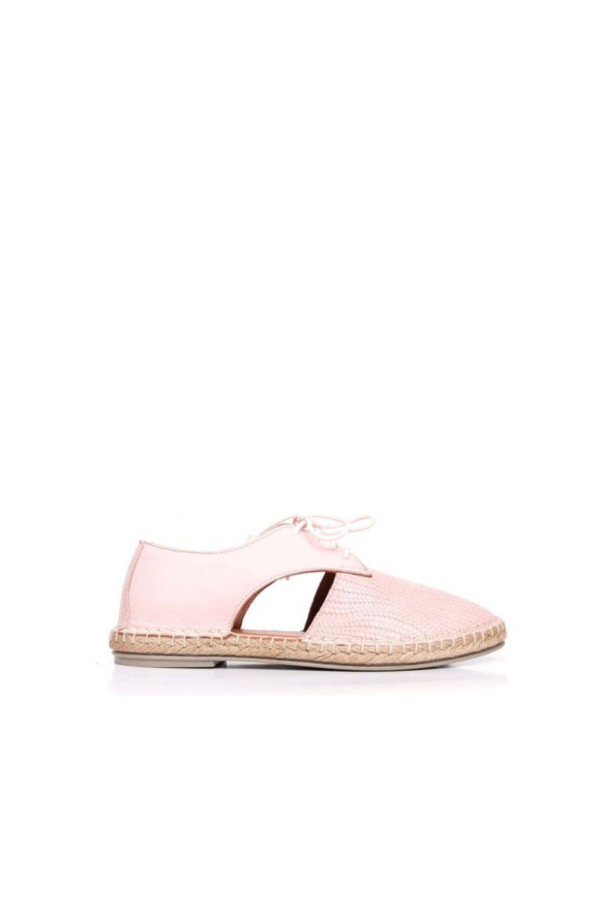 BUENO Shoes Hakı Bayan Ayakkabı 9l0451 1