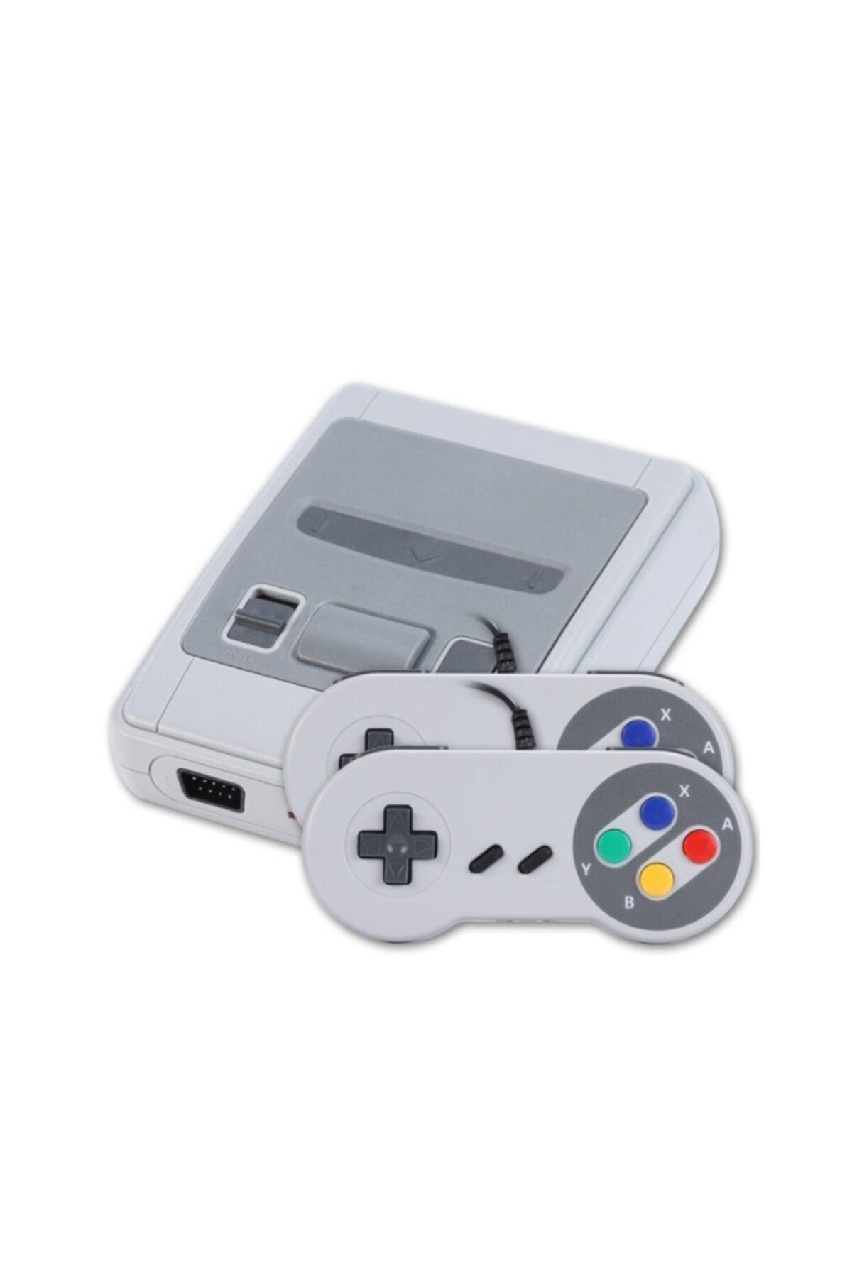 ATARI 621 Nostalji Oyunlu Atari Gameboy & Gamebox Oyun Konsolu 1