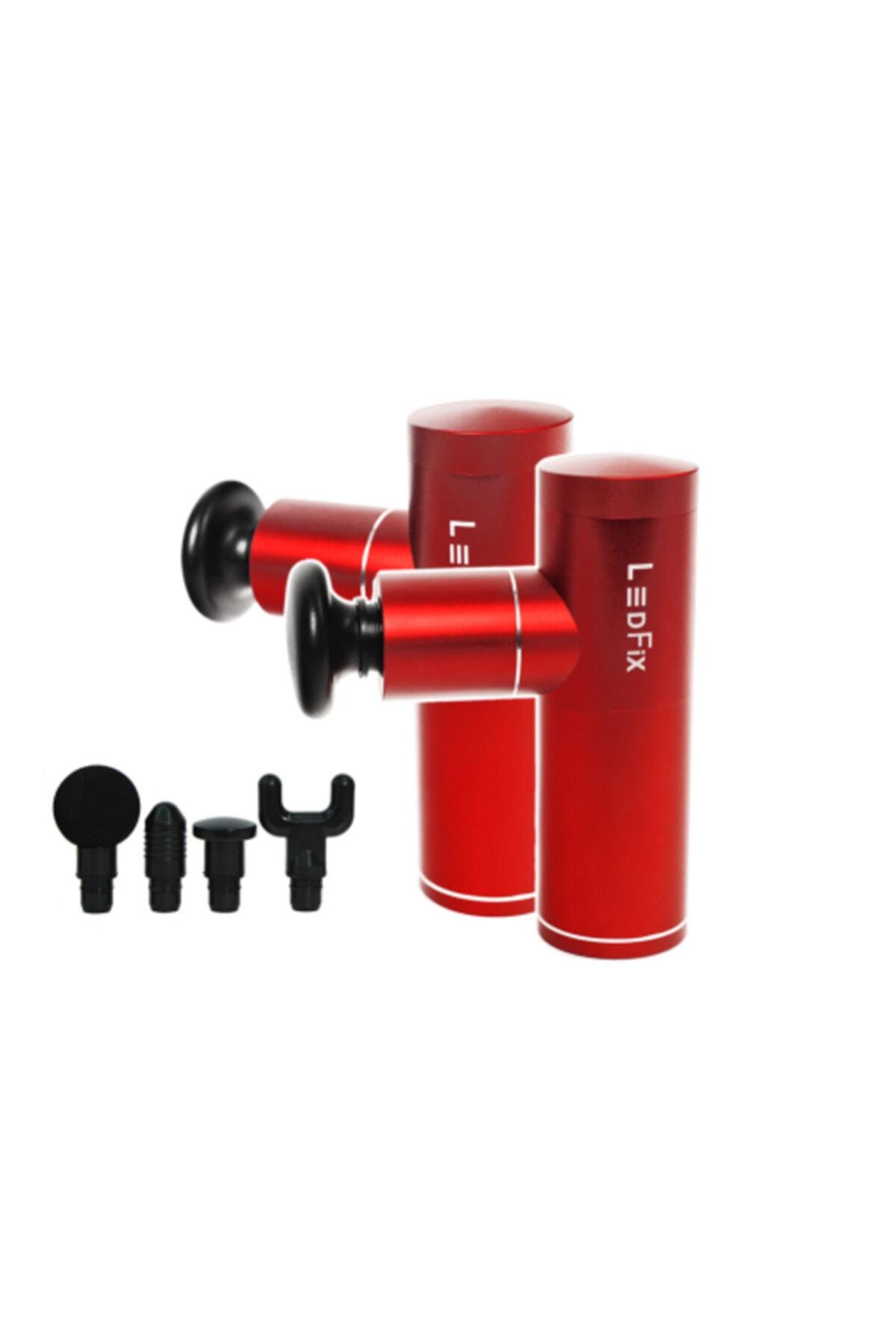 LEDFİX Ledfix Güçlendirilmiş Masaj Aleti Kırmızı 1