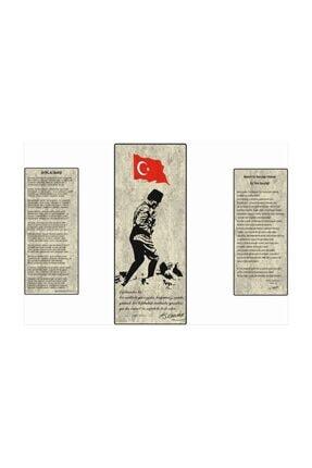 Armada Çini Atatürk Köşesi Digital Seramik Baskı Pano Çalışması