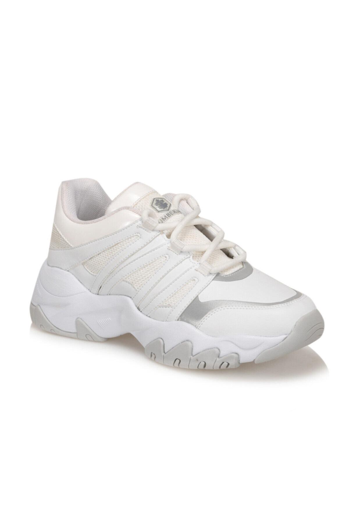 lumberjack MIMOSA Beyaz Kadın Sneaker Ayakkabı 100549966 1