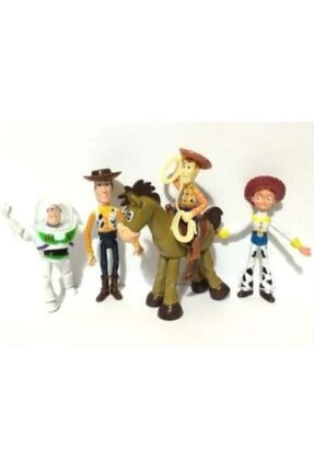 Cold Easy Robot Toystory Oyuncak Hikayesi Buzz Lightyear Action Figure