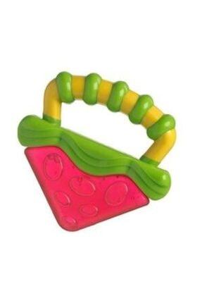 Playgro Unisex Bebek Yeşil Karpuz Sulu Dişlik