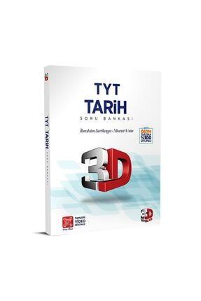 Çözüm Yayınları Çözüm Tyt Tarih 3d Soru Bankası