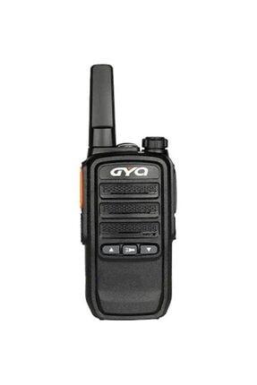 GYQ Q75 Pmr El Telsizi 15 Km Mesafeli Siyah Tekli Paket