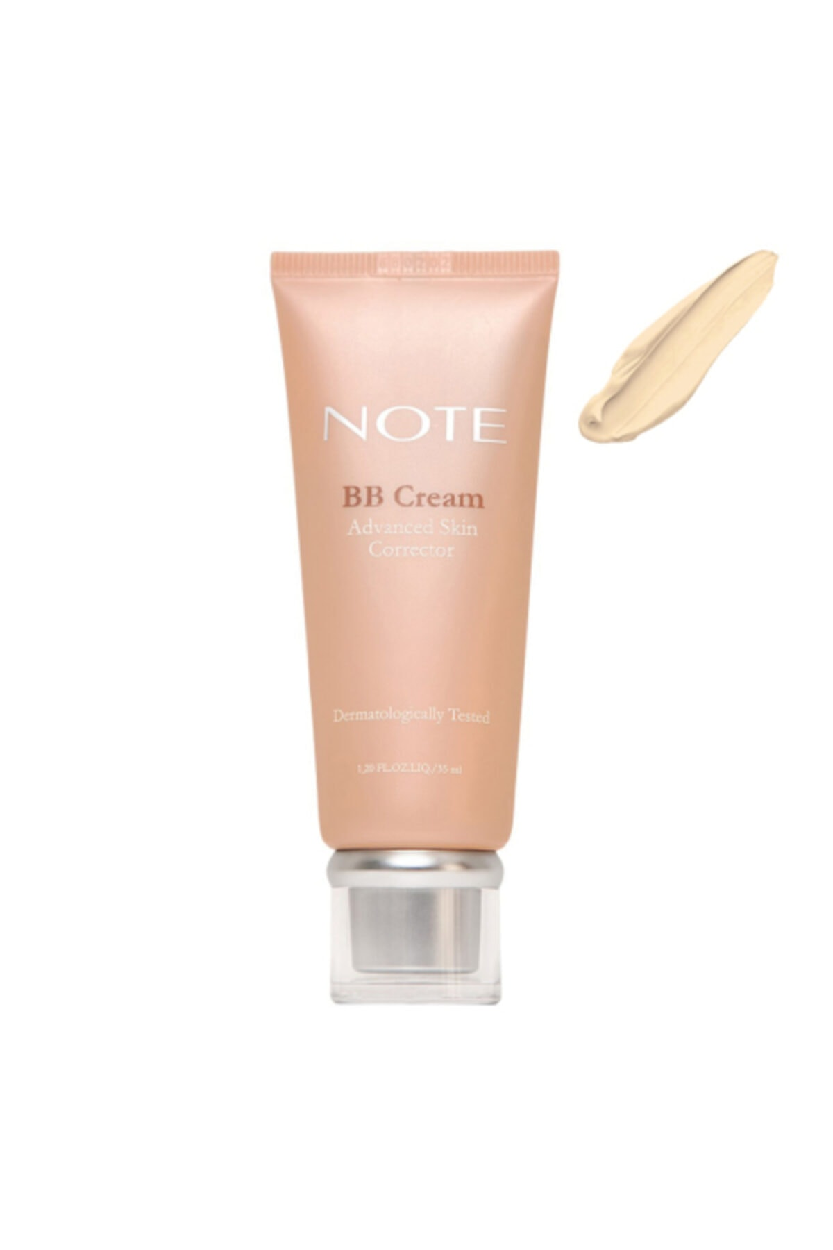 NOTE Bb Krem No: 300 Light Beige 35 ml 1