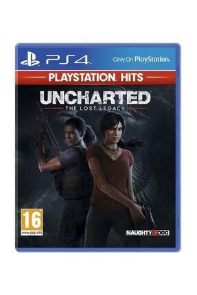 Sony Uncharted Kayıp Miras Ps4 Hits Oyun - Türkçe Dublaj
