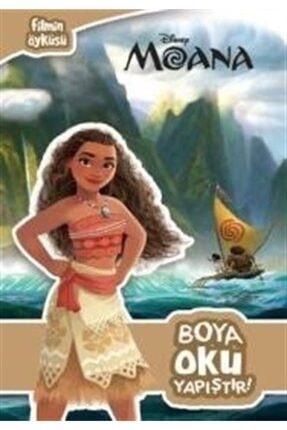 Doğan Egmont Disney Moana Boya Oku Yapıştır