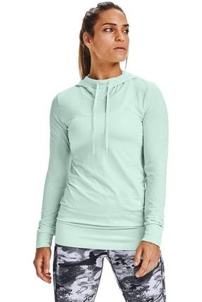 Under Armour Kadın Spor Sweatshirt - Ua Seamless Hoodie - 1351647-403