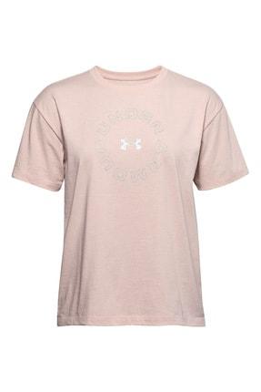 Under Armour Kadın Spor T-Shirt - Live Fashion Wm Graphicss - 1358657-679