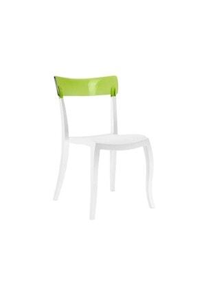 Papatya Yeşil Plastik Sandalye