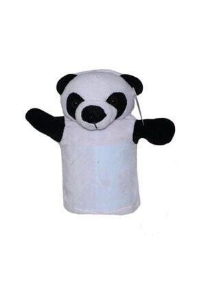 Birlik Oyuncak Hayvanlar El Kuklası - Panda
