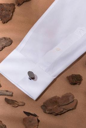 Pierre Cardin Erkek Siyah Kol Düğmesi A021AK053.KD1.K20KDP1