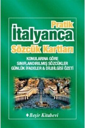 Beşir Kitabevi Pratik Italyanca Sözcük Kartları