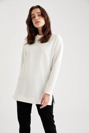 DeFacto Kadın Basic Relax Fit Örme Tunik