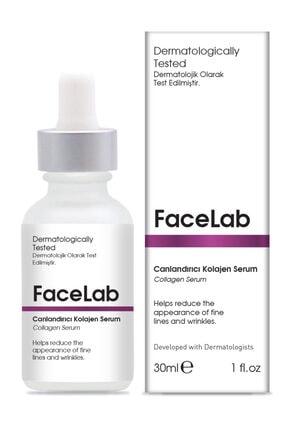 FaceLab Canlandırıcı Anti-age Kolajen Serum 30 ml