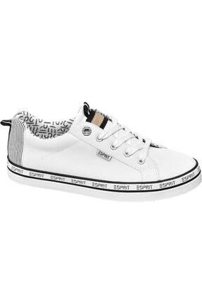 Esprit Deichmann Kadın Beyaz Sneaker