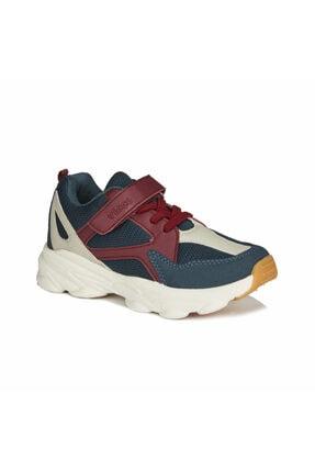Vicco Unisex Çocuk Bordo Asimo Günlük Ortopedik Ayakkabısı