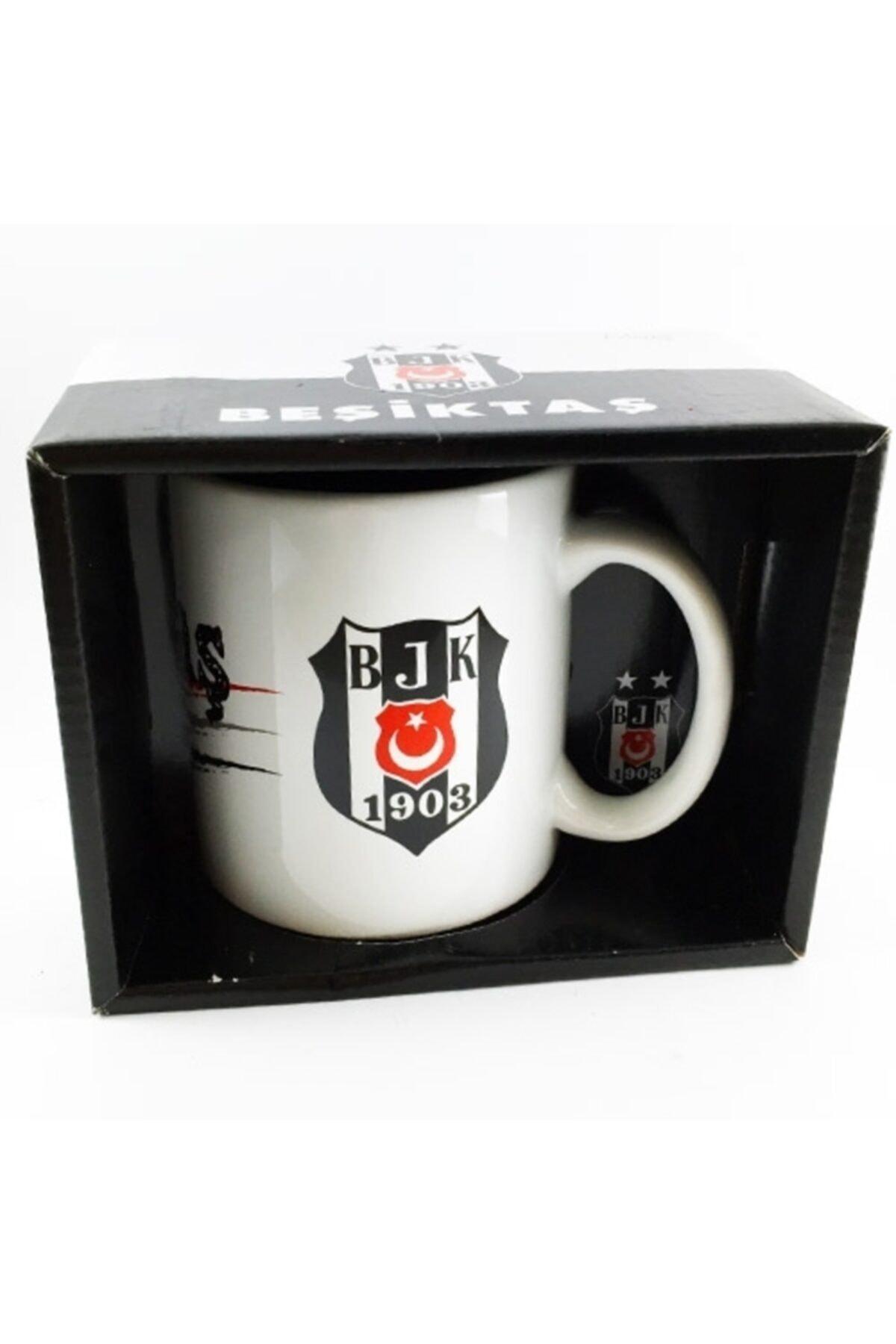 Beşiktaş Beyaz Taraftar Kupa Bardağı 1