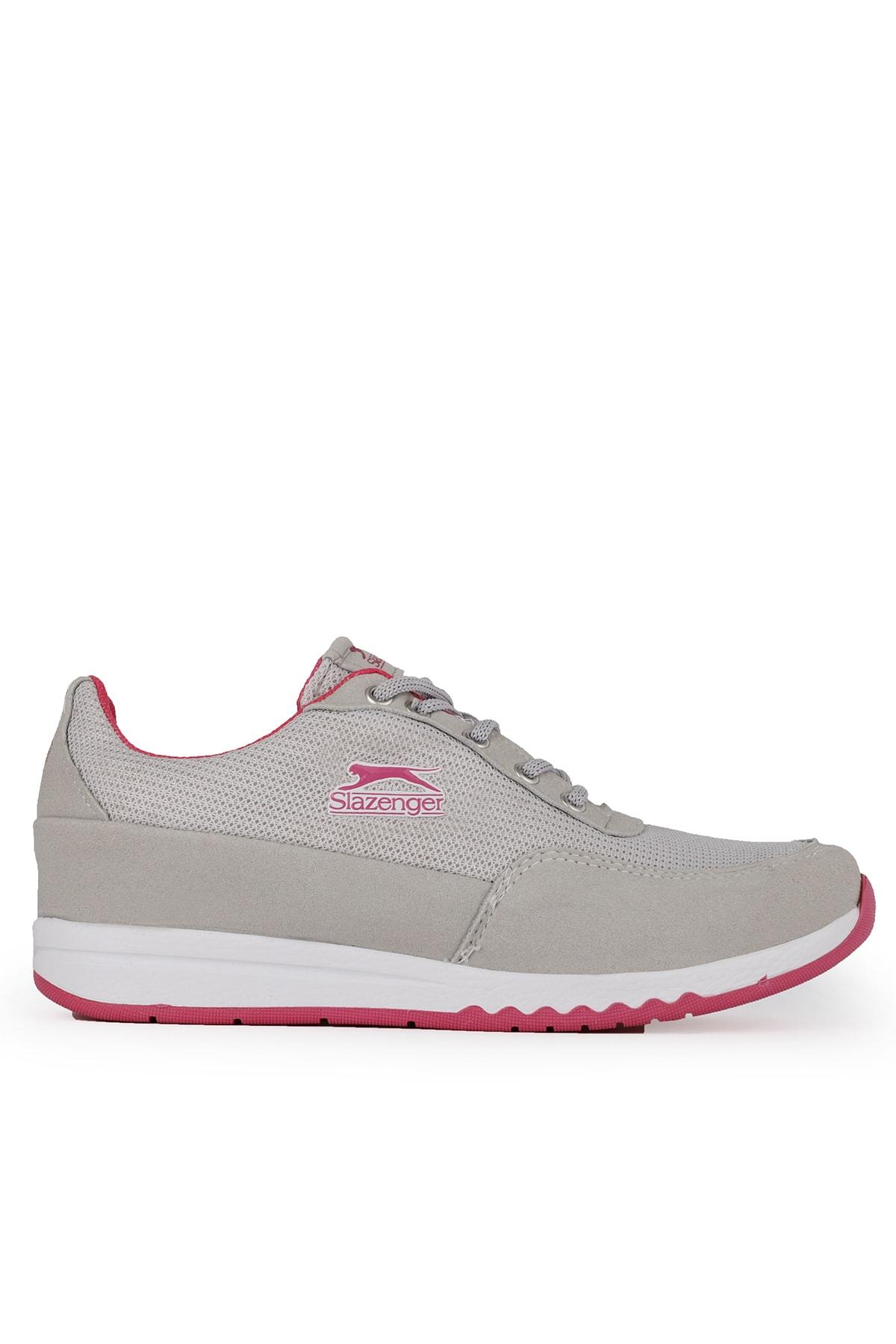 Slazenger Angle Günlük Giyim Kadın Ayakkabı Gri 1