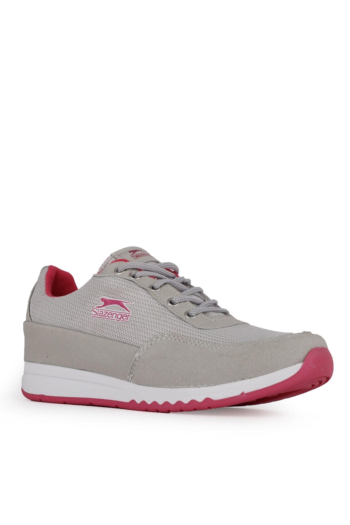 Slazenger Angle Günlük Giyim Kadın Ayakkabı Gri 2