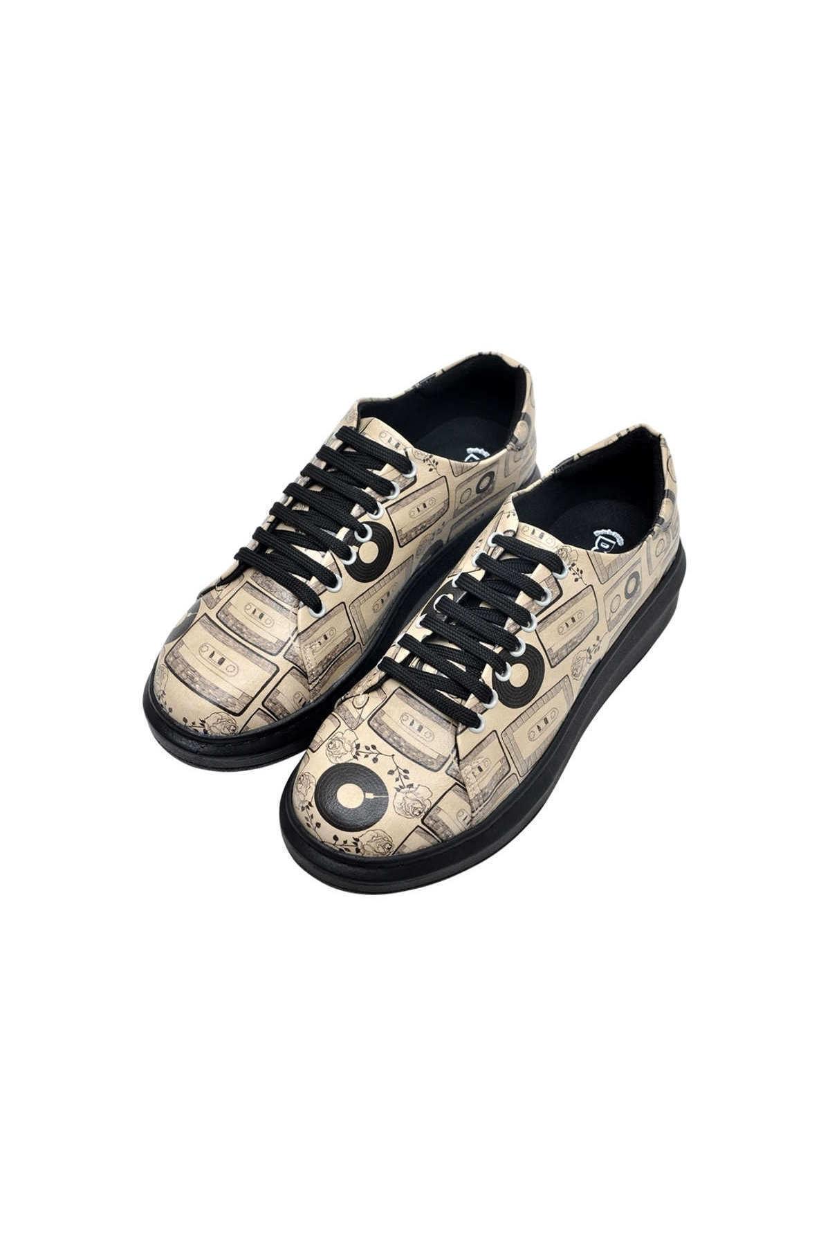 Dogo Can You Hear The Sounds Kadın Sneaker 1