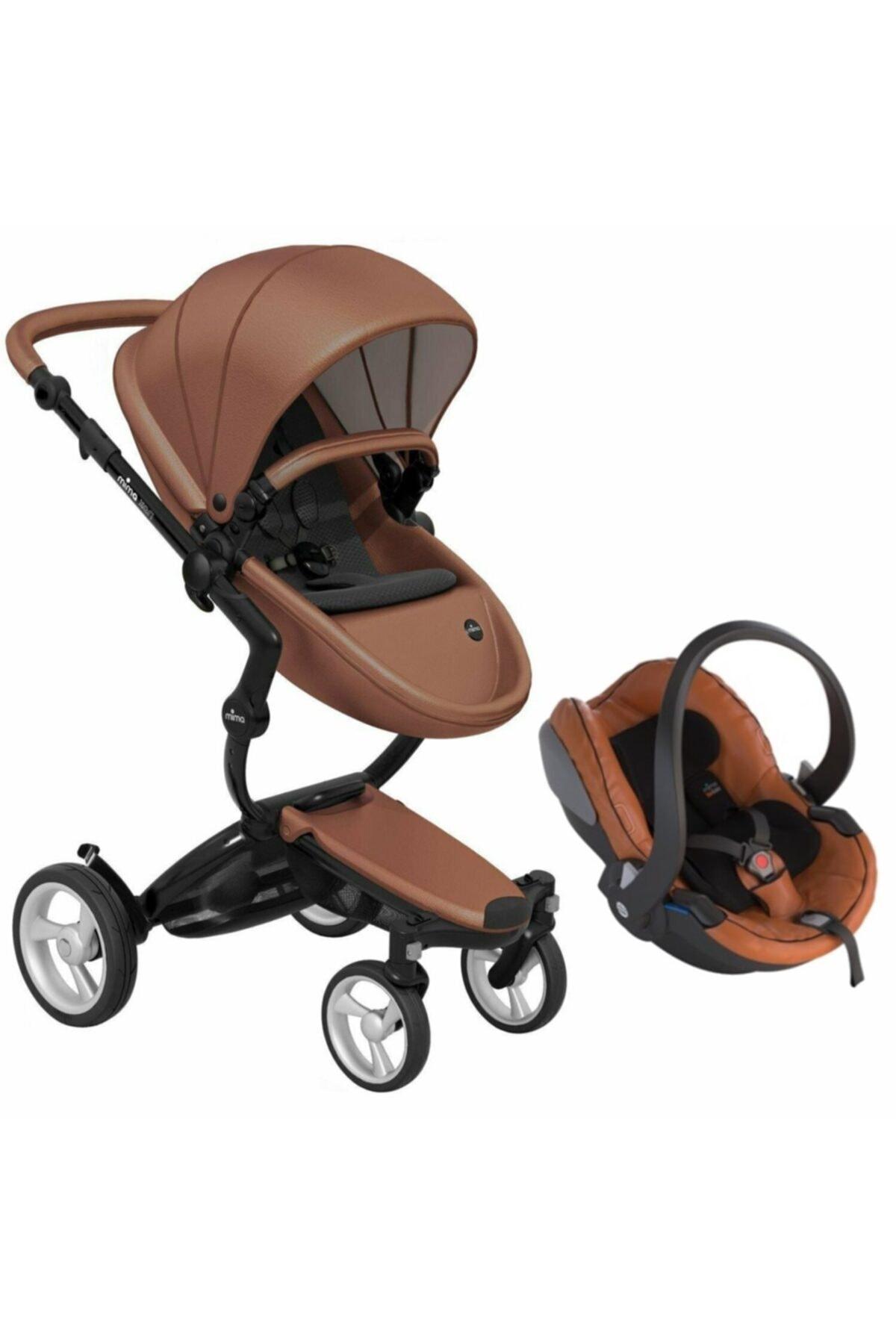 Mima Xari Travel Sistem Bebek Arabası 1